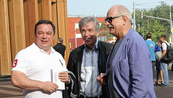 Баков, Николаев, Михалков