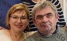 Елена Шубина и Вадим Кебец