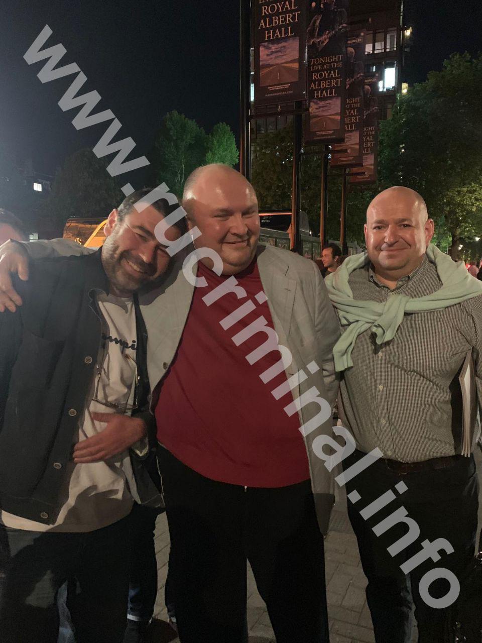 Борис Ушерович и Герман Горбунцов