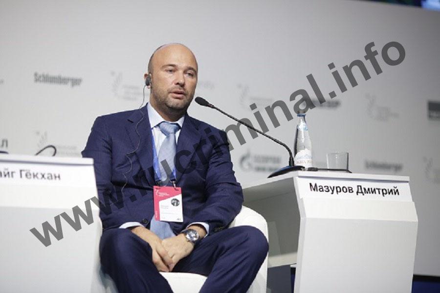 Дмитрий Мазуров