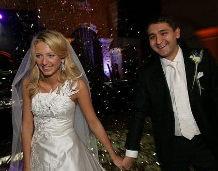Свадьба дочери Медведчука и Андрея Рюмина